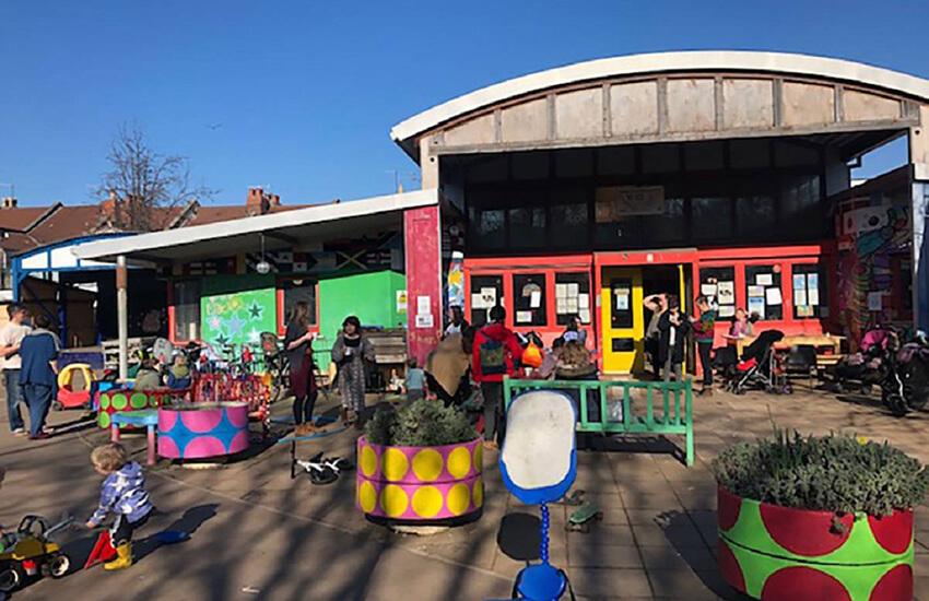Felix Road Adventure playground