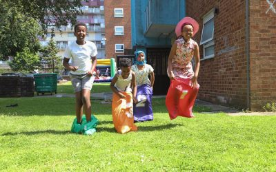 Summer holiday activities and support
