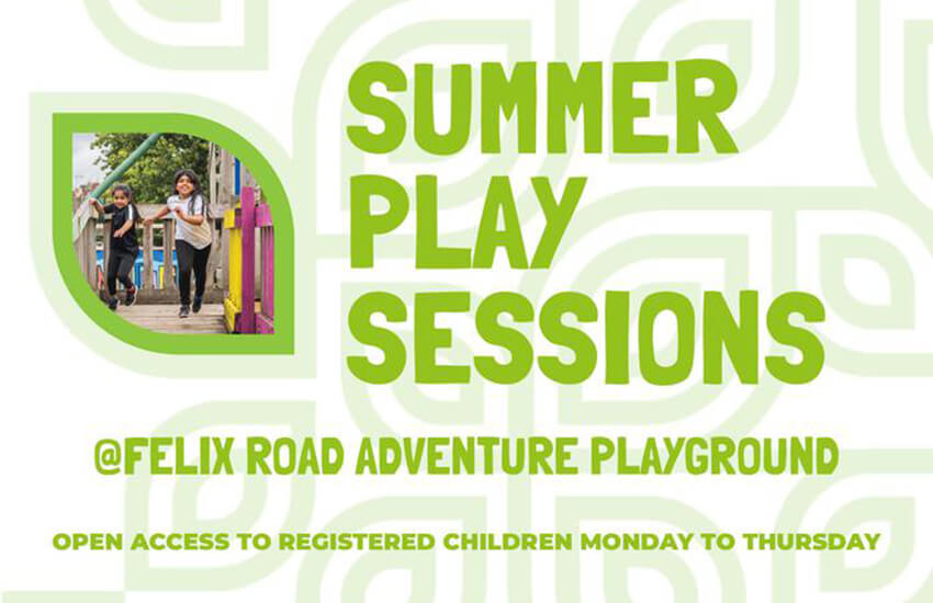 Summer play sessions