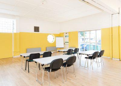 Main hall classroom