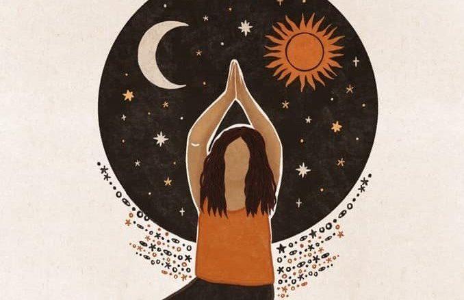 #LiftUpLockdown Sarah Lucia Yoga
