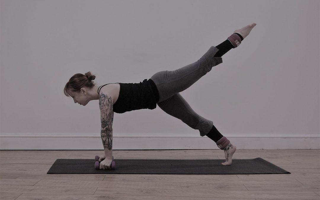 #LiftUpLockodown Yoga for Chronic Pain