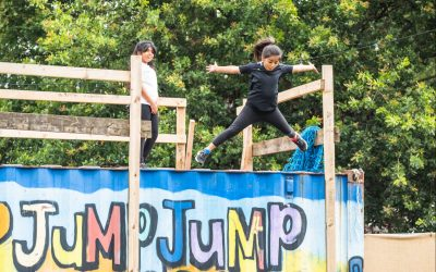 BLOG Children, adventure playgrounds and the urban environment