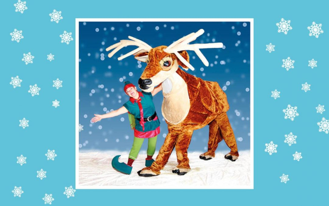 Reindeer Ramble, St Judes