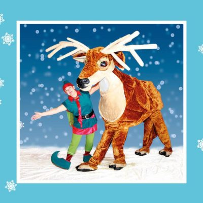 Reindeer Ramble, Newtown