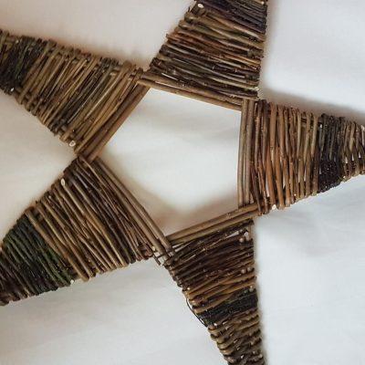 #LiftUpLockdown Willow star workshop