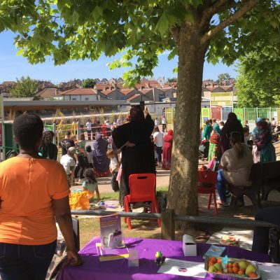 Community Park Party