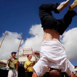 Capoeira Angola Bristol