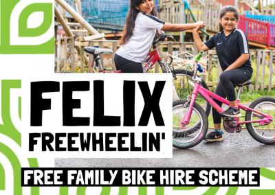 Felix Freewheelin'